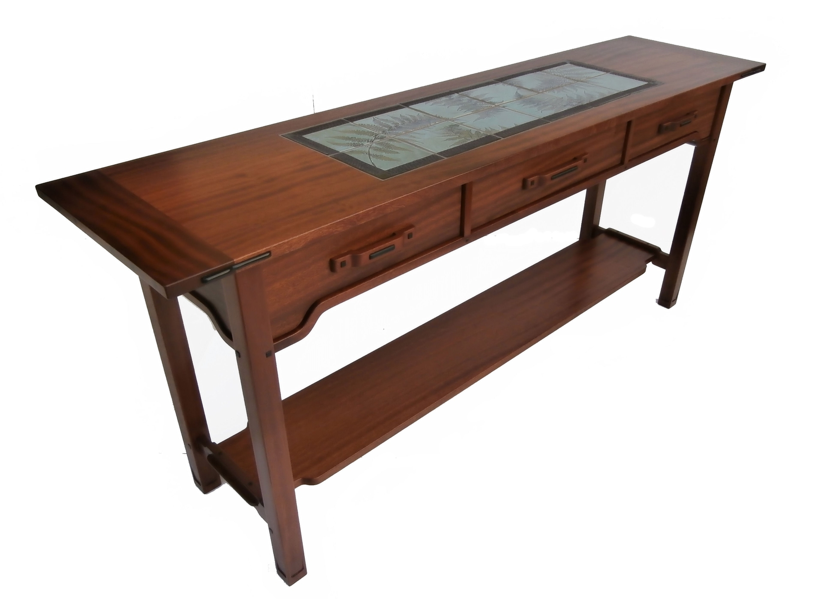 Brian brace greene greene desk for Furniture yakima