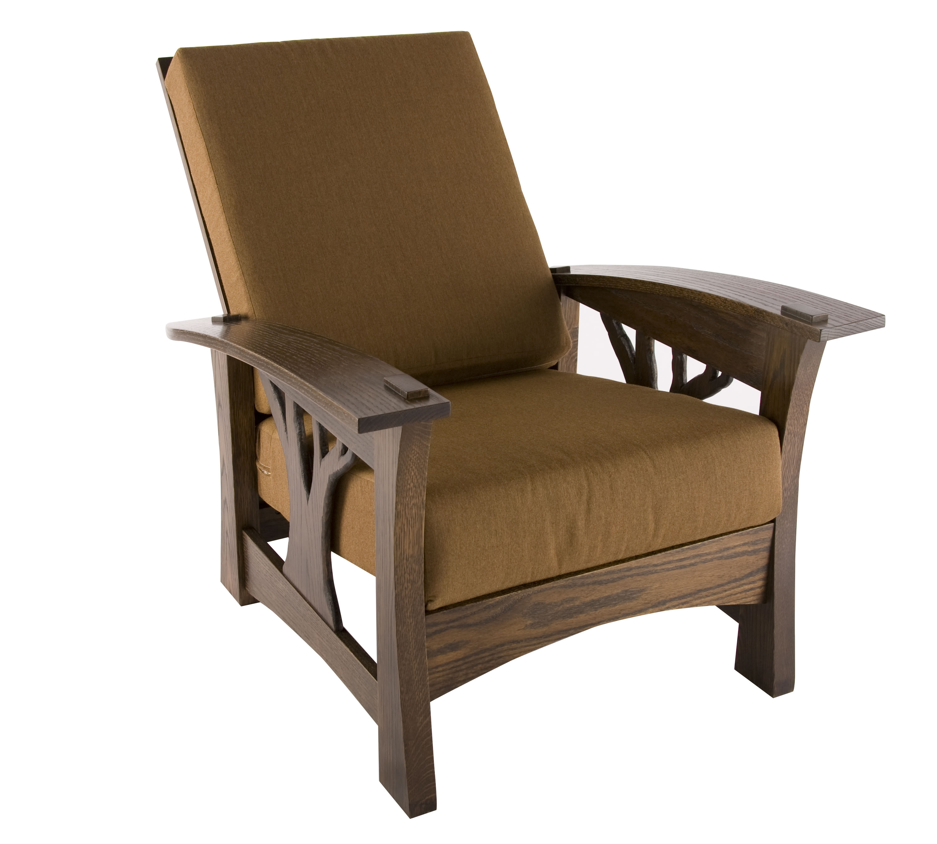 Arbor Bow Arm Morris Chair